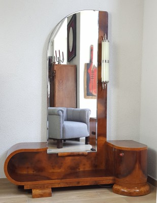 Toaletka Art Deco