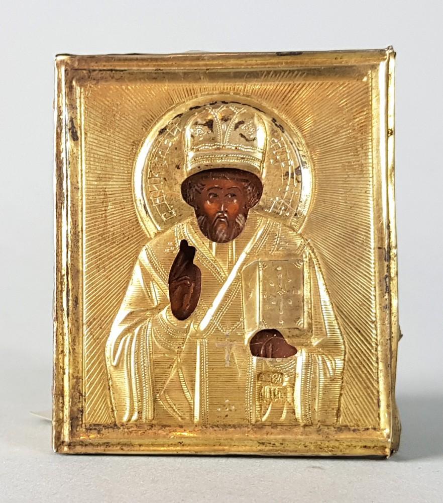 Ikona św. Mikołaj