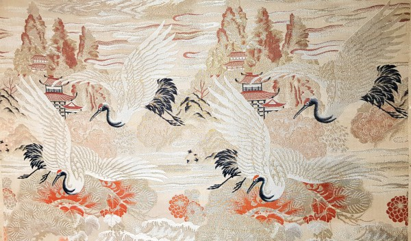 Tkanina dekoracyjna Japonia
