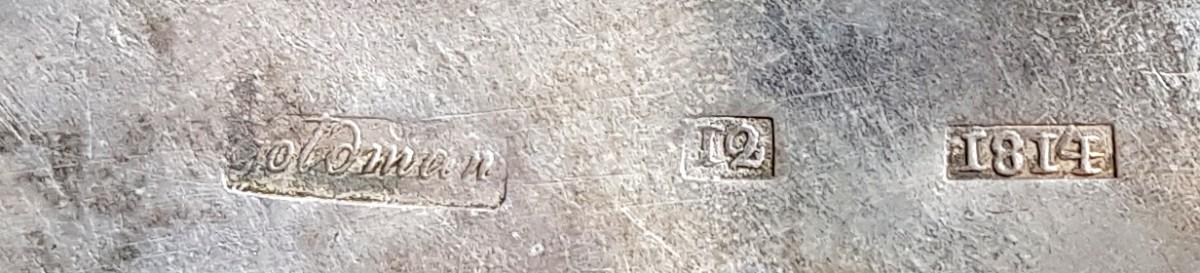 Koszyk filigran 1814