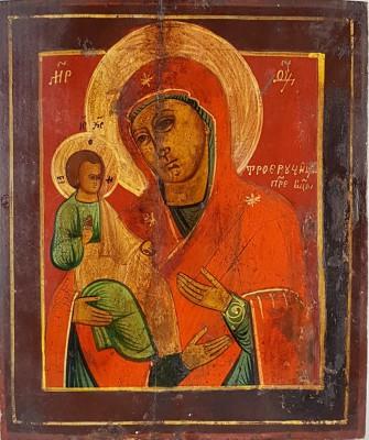 Ikona Matka Boska Trójręka