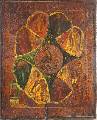 Ikona XIX w.